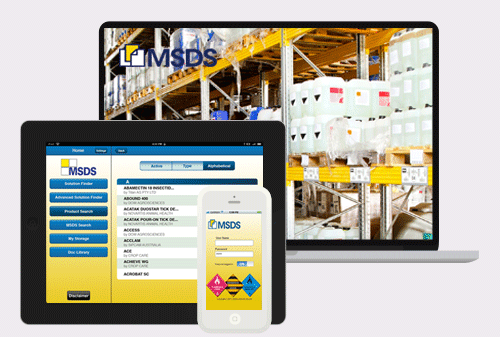 MSDS COM AU - Provider of WHS Compliance and Authoring of
